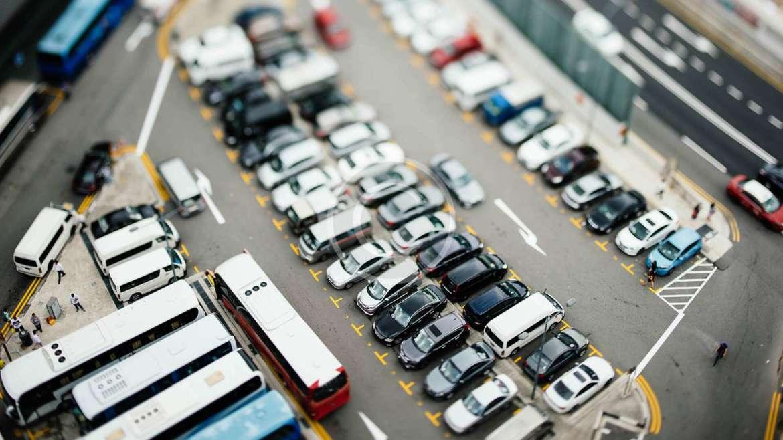 Garantierte Parkmöglichkeit